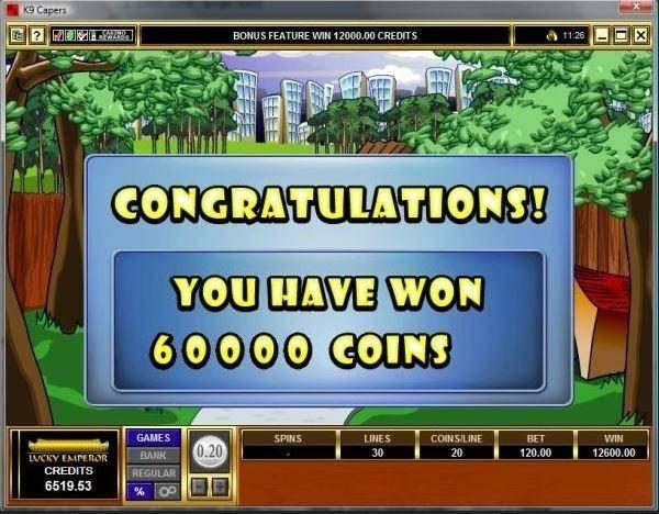 Bonus LuckyEmperor