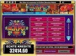 JackpotCity Gewinner