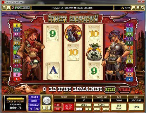 LuckyEmperor Casino gewinnen