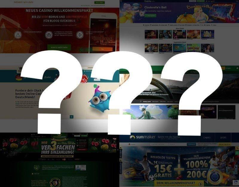 Preguntas y respuestas del casino en línea