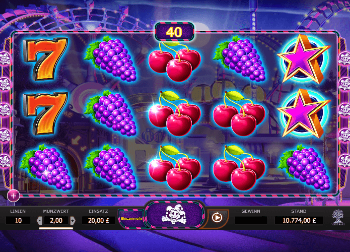 Unbenannt2 1 - Jokerizer - Früchteslot mit Jokersymbol!