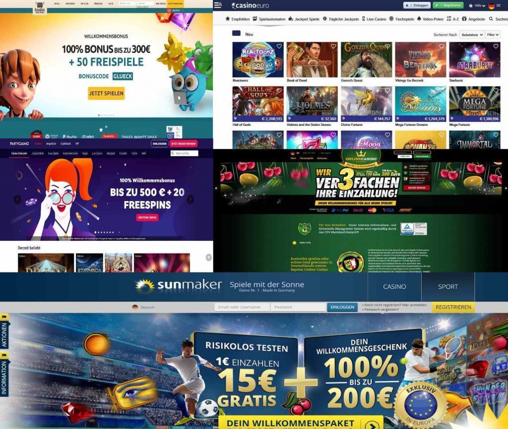 online casino test im überblick