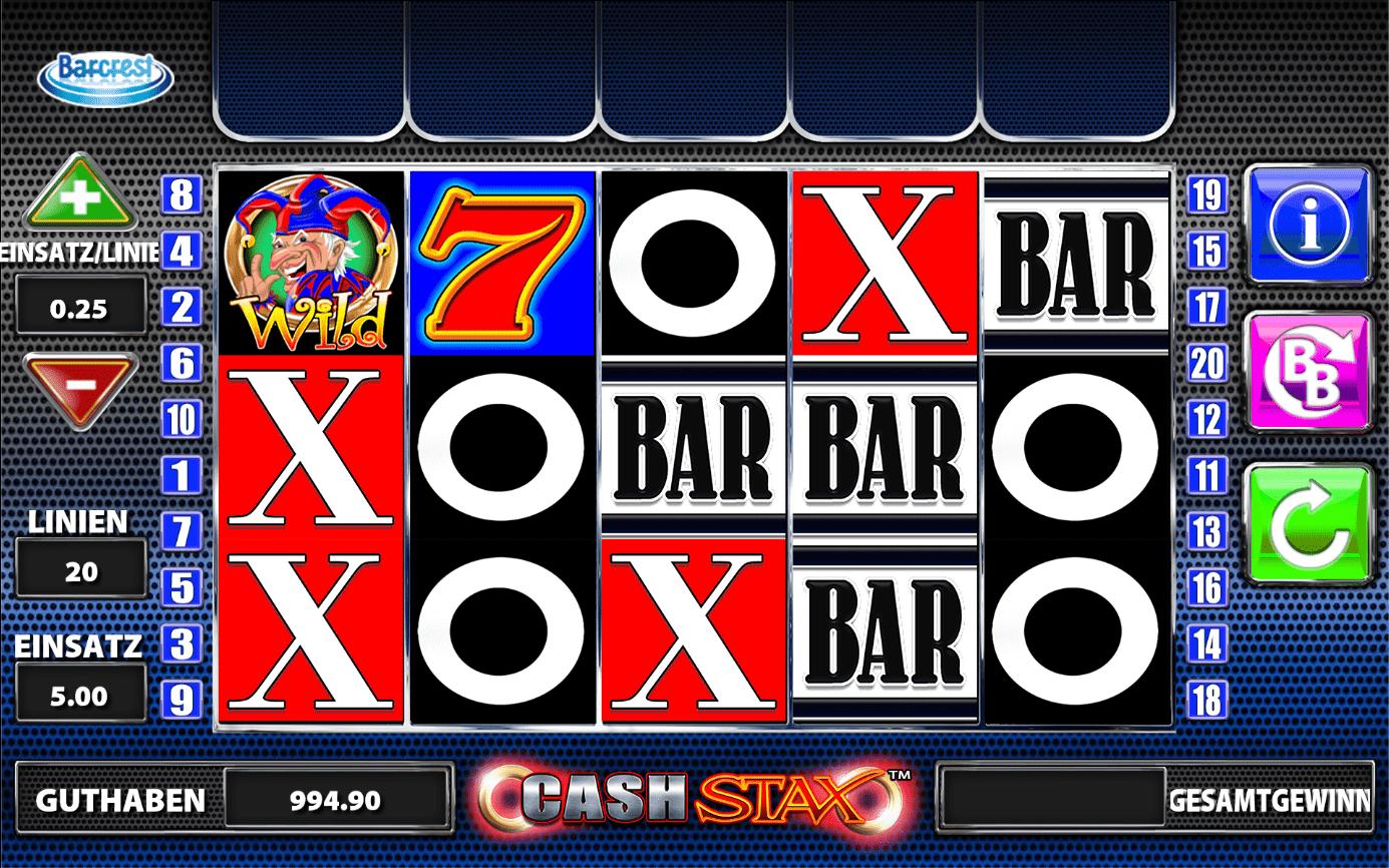 Cash Stax