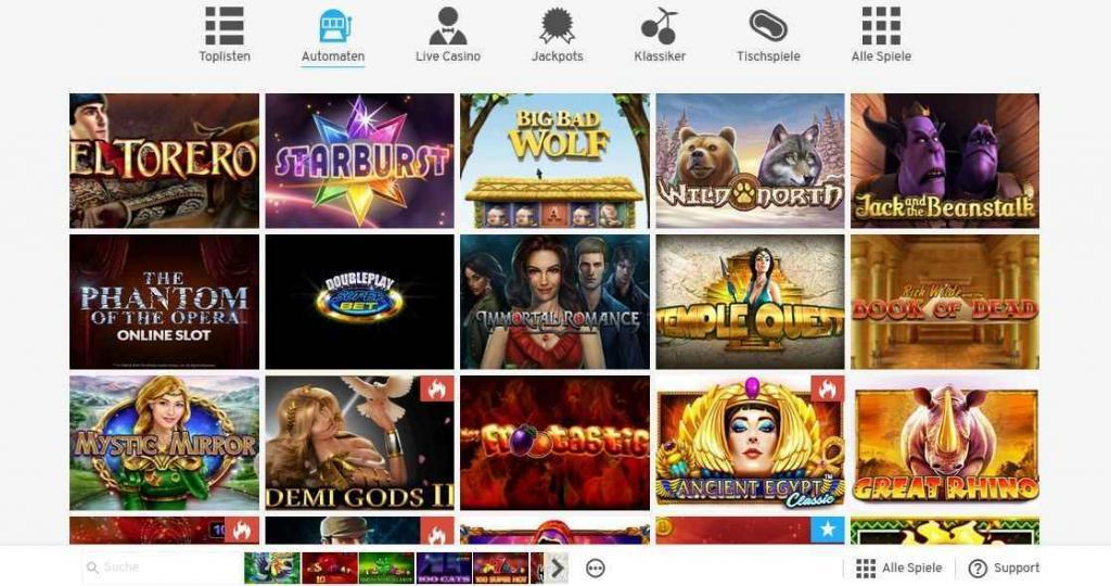 Online Casino Test Top 10