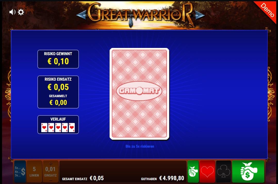 Great Warrior online