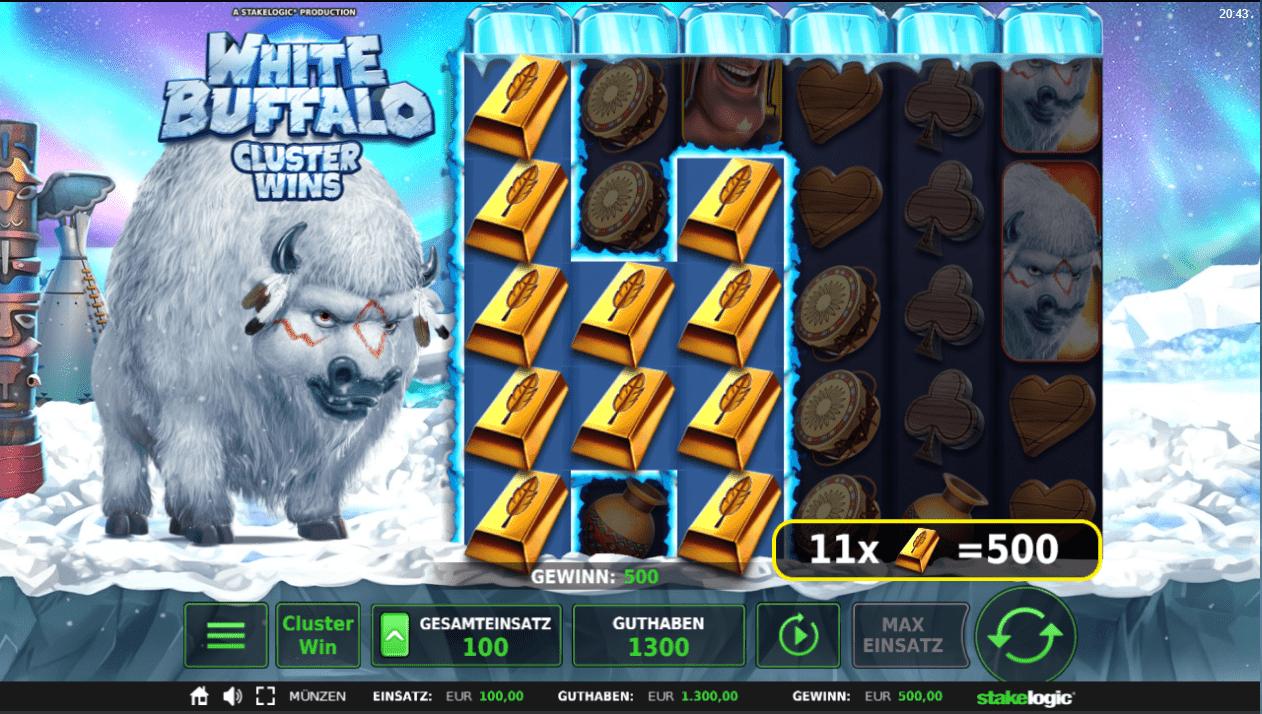 White Buffalo online
