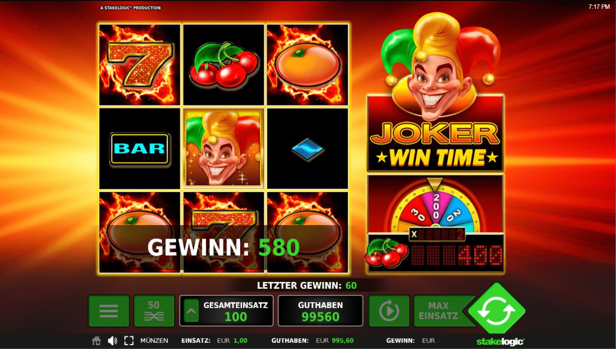 Joker Win Time online