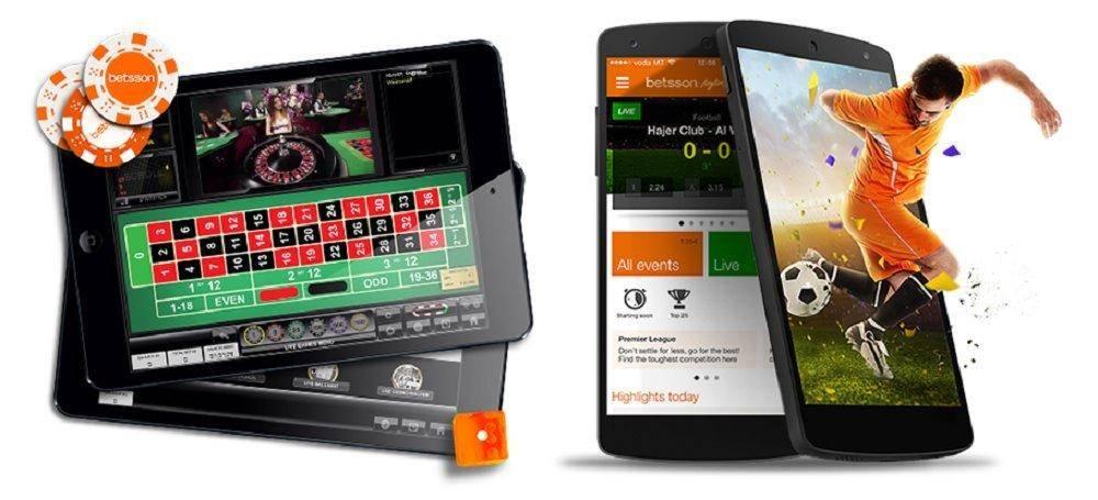 Online Casino Test App