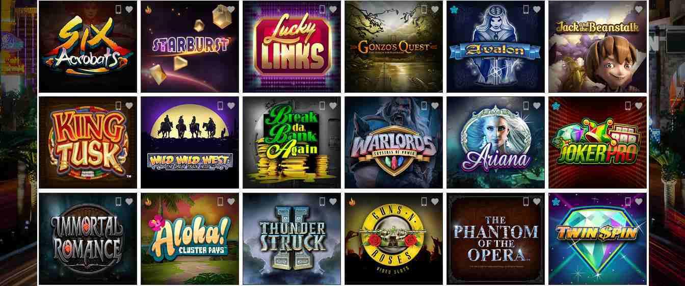 Spin Palace Vegas Slots