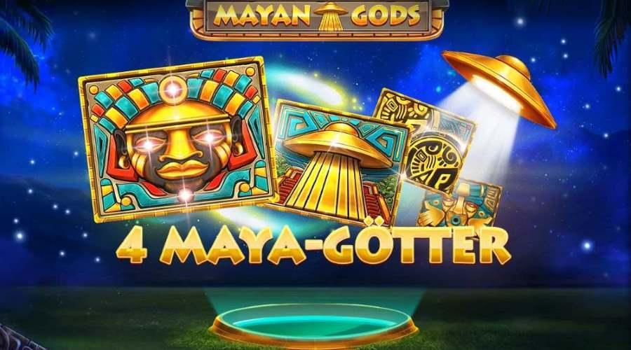 MayanGods spielen - Großartige neue Slots im DrückGlück Casino