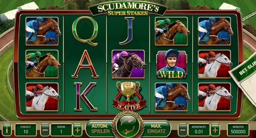 scudamores super stakes spielen