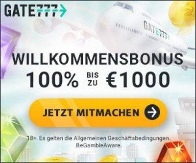 gate 777 bonus - Gate777
