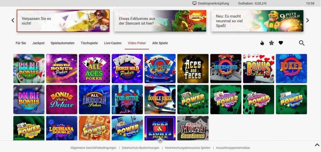 Platinum Play Videopoker - Platinum Play