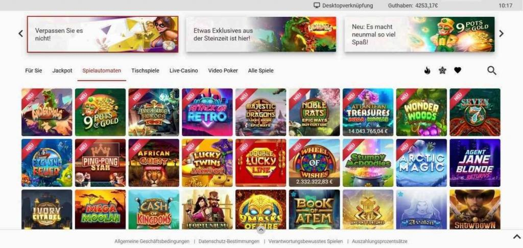 Platinum Play slots - Platinum Play