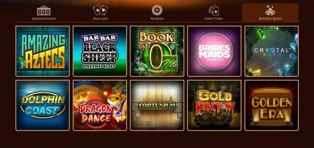 River Belle Spiele - River Belle Casino