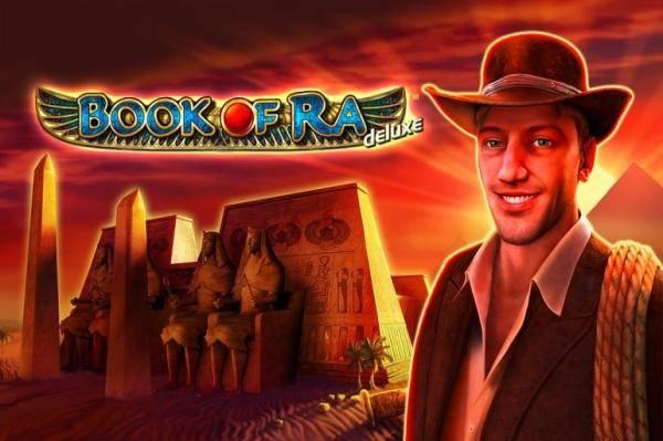 Book of Ra Casino Spiele Test