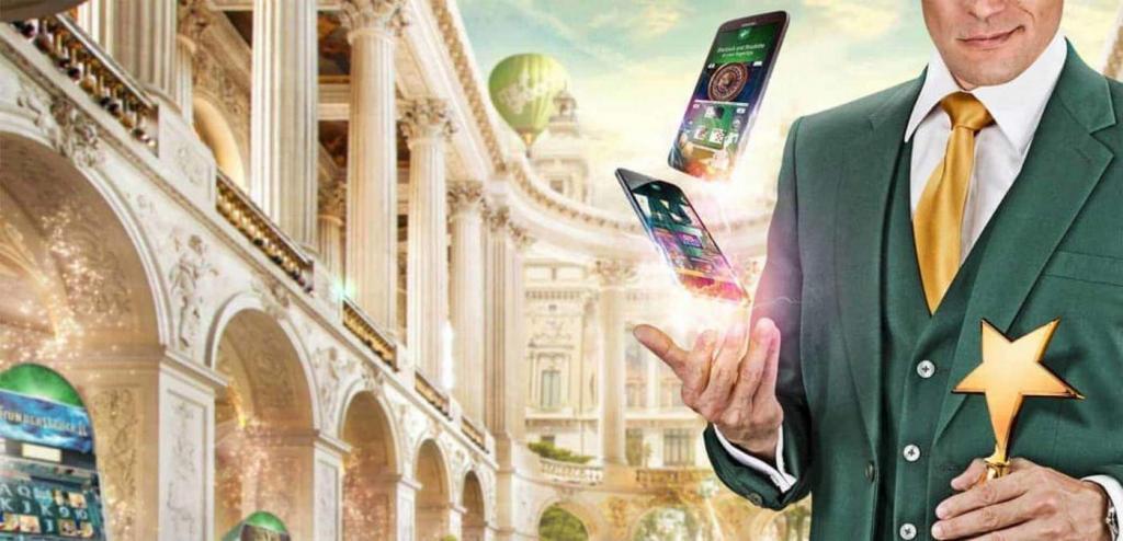 Mr Green App 1 - Mr Green App