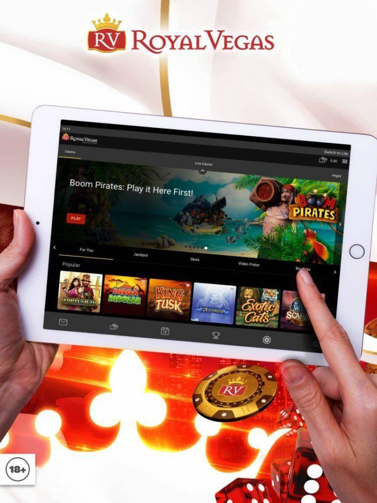 royal vegas casino app - Royal Vegas App