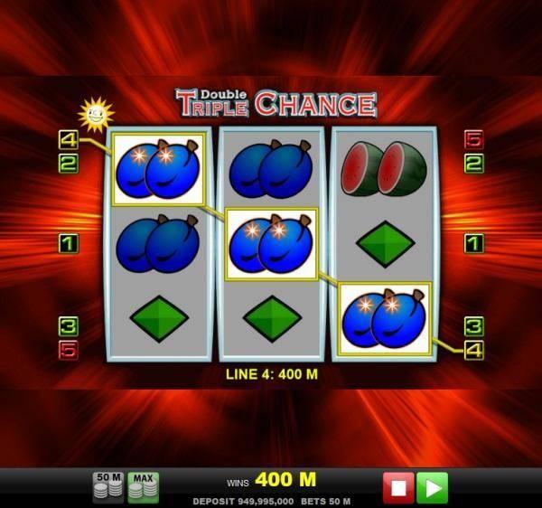 double triple chance 3 - Triple Chance