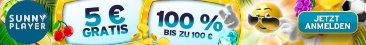 5 Euro Bonus ohne Einzahlung