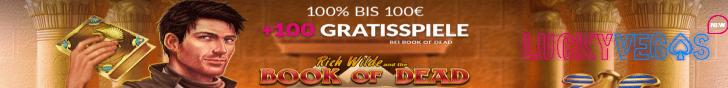 lucky vegas banner 1 - Free Spins ohne Einzahlung