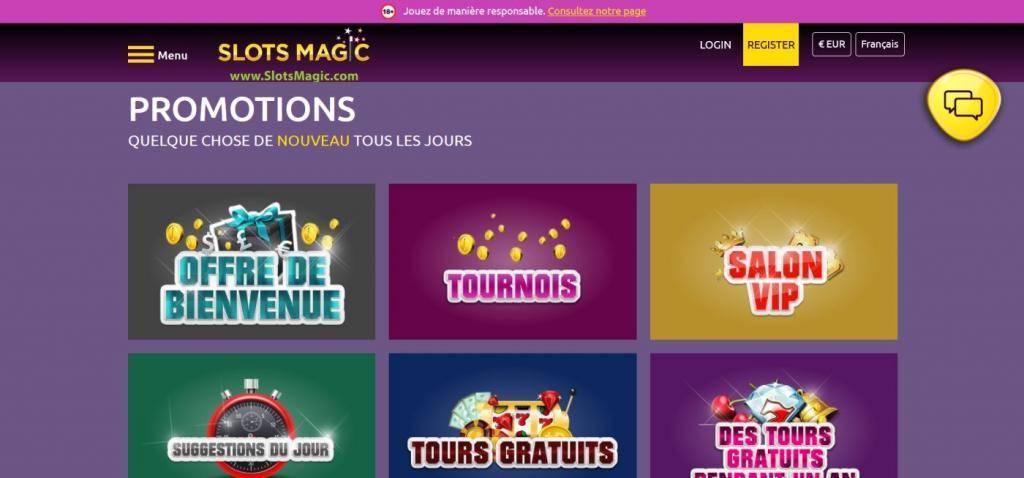 SlotsMagic fr 2 - SlotsMagic