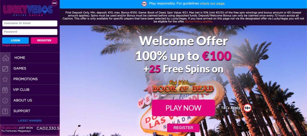 luckyvegas global - Lucky Vegas