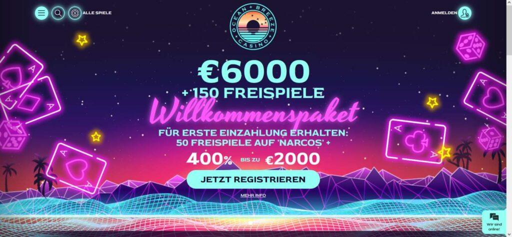 oceanbreeze casino - Ocean Breeze Casino