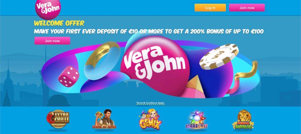 Vera & John Casino
